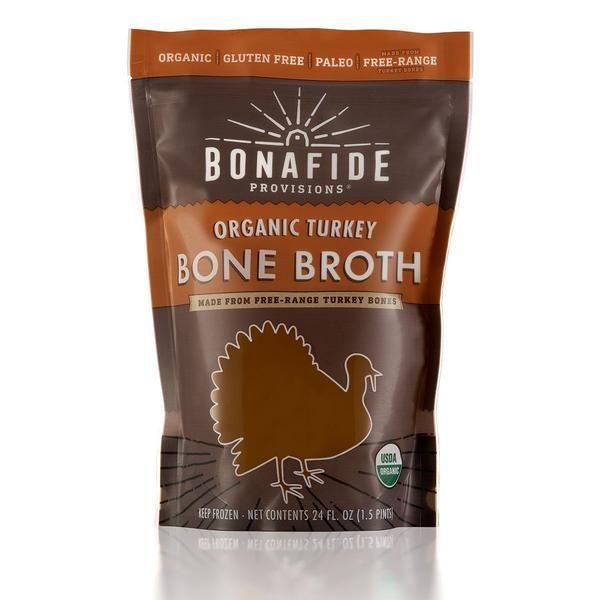 Paleo-Friendly Turkey Bone Broths