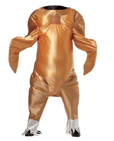 Hilarious Holiday Bird Outfits