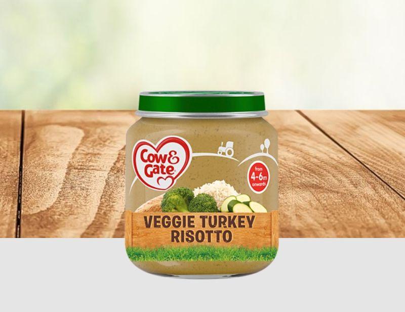 Gourmet Baby Food Jars