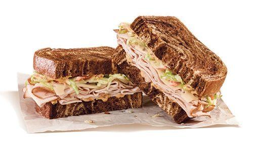 Lean Deli Sandwiches