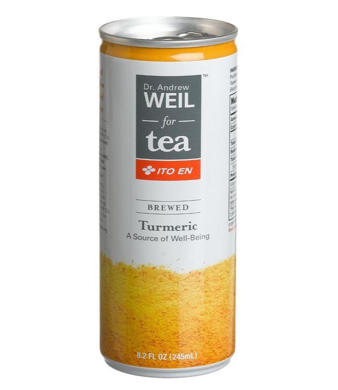 Canned Turmeric Teas