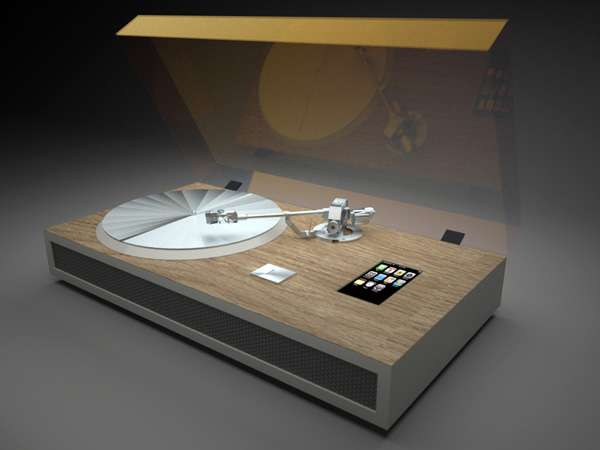 Past-Present Record Players