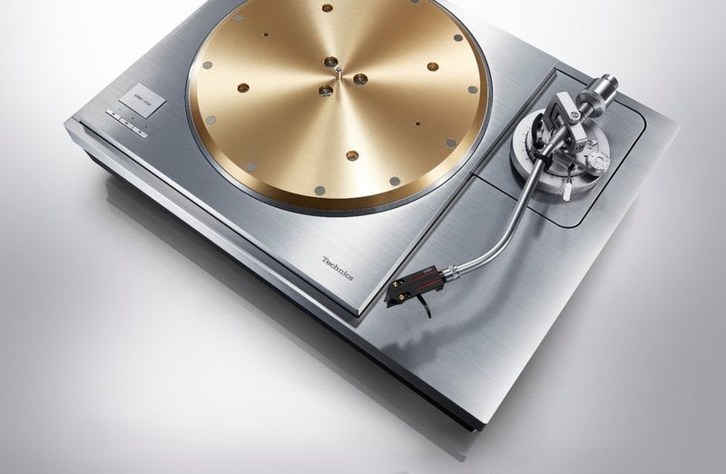 Noise-Reducing Turntable Systems