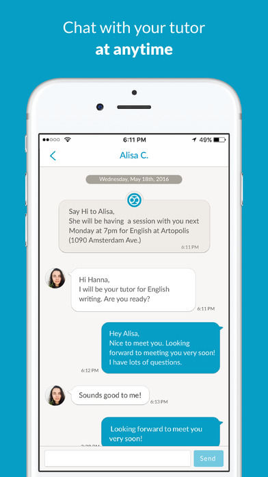 On-Demand Tutor Apps