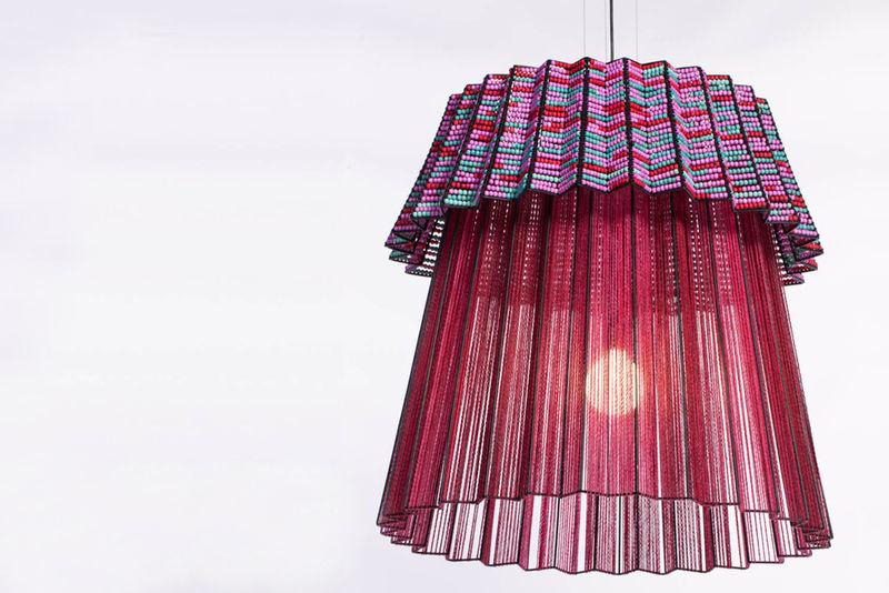 Skirt-Shaped Lamps