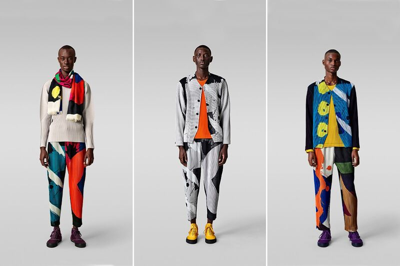 Tuxedo-Themed Fall Fashion