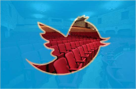 Social Media Theater Seating