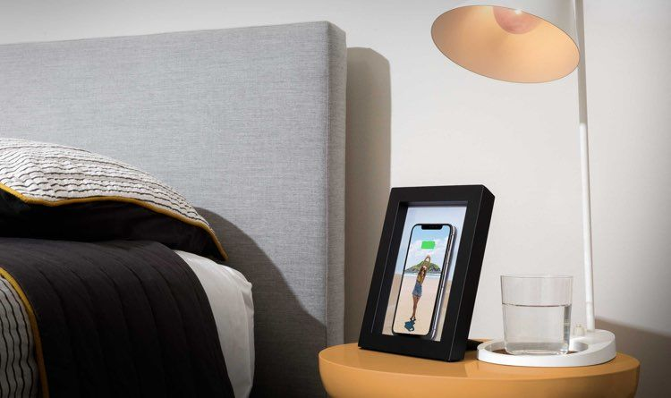 Qi-Enabled Picture Frames