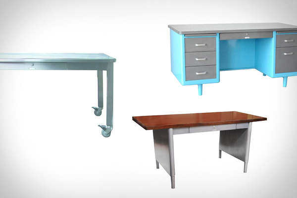 Indestructible Steel Tables