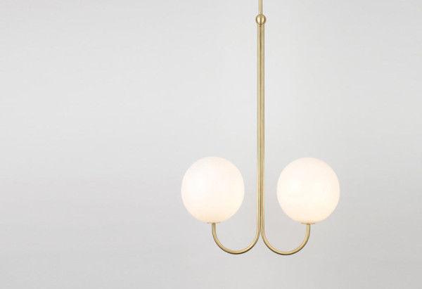 Minimalist Orb Lamps