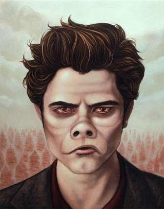 Piggy Vampire Portraits