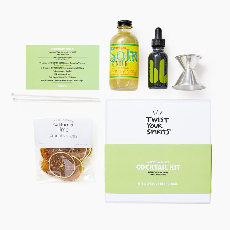 Curated Cocktail Kits