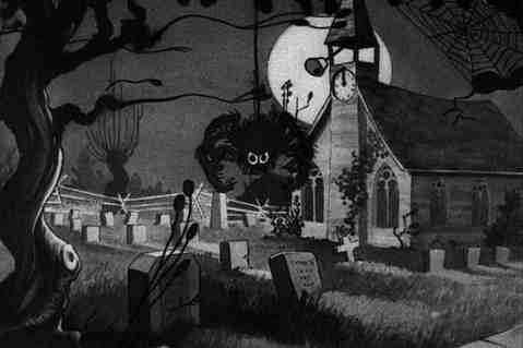 Scary Disney Footage