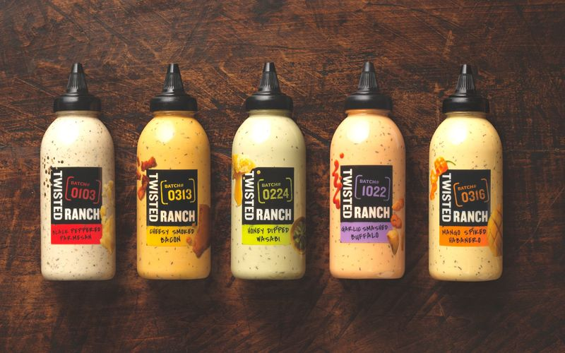 Restaurant-Quality Ranch Dressings