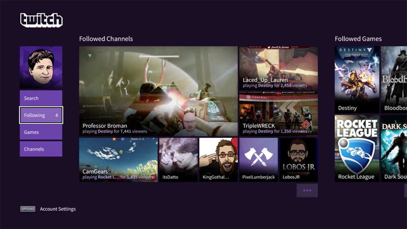 Livestreaming Gaming Apps
