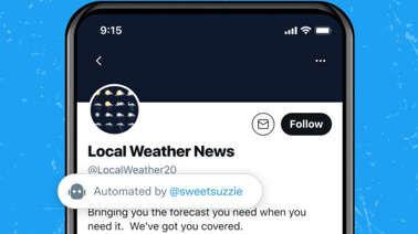 Bot-Detecting Twitter Updates