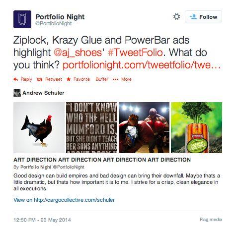 Tweet-Based Portfolios