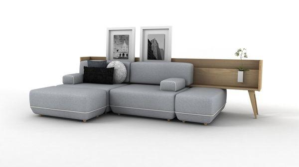 Beau Modular Lounge Movables