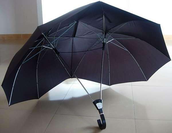 Romance-Promoting Umbrellas