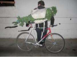 Two-Wheeled Tree Deliveries