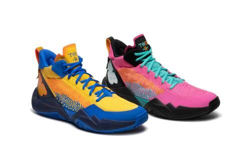 Bright Dexterous Basketball Sneakers