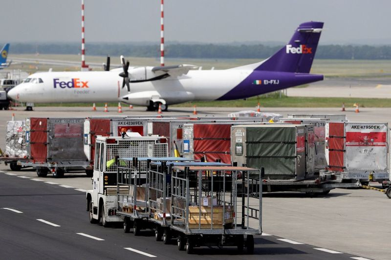 Ground-Price Air Package Deliveries