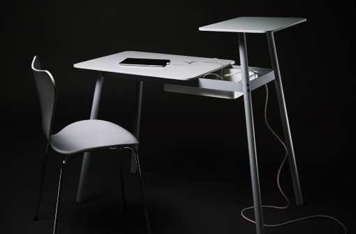Vertically Disengaged Desks