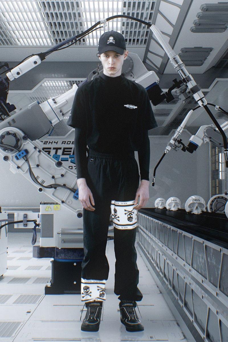 Robot-Themed Futuristic Streetwear
