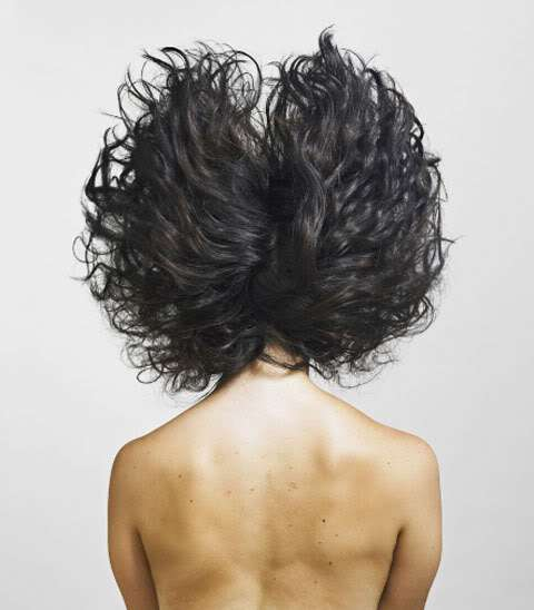 Hair-Flipping Photography