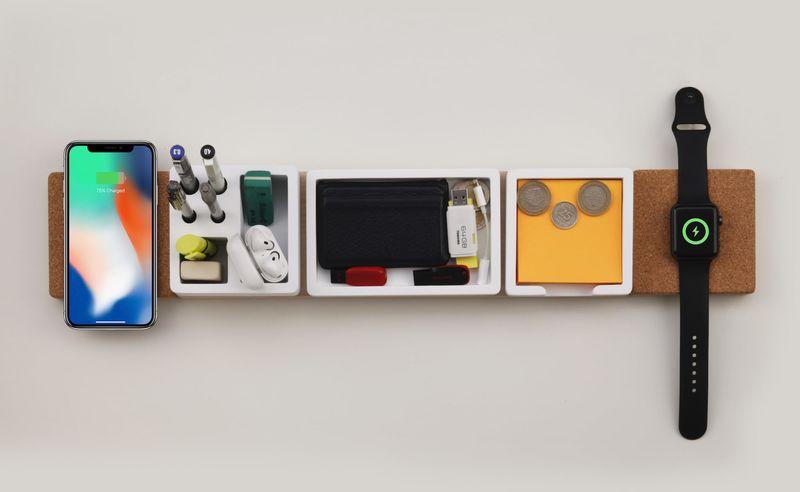 Intuitive Digital Workstation Organizers