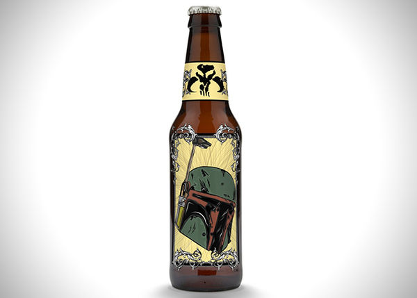 Sci-Fi Libation Labels