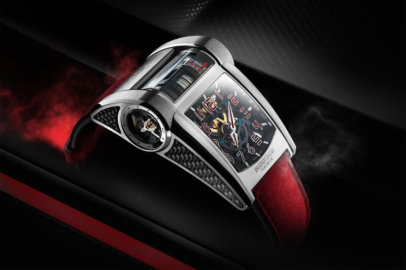 Luxury Car-Matching Watches