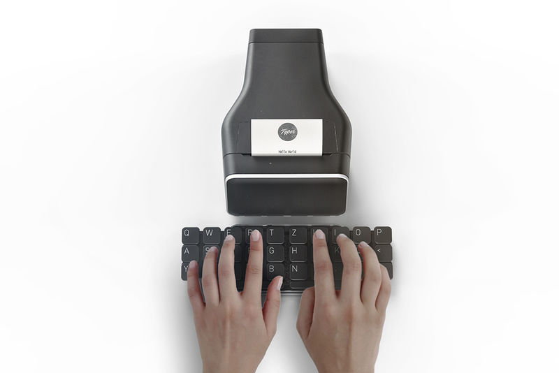 Modernized Typewriter Peripherals