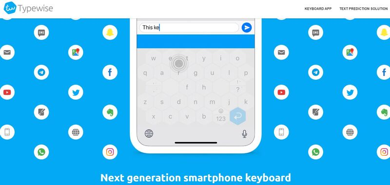 Next-Gen Smartphone Keyboard Apps