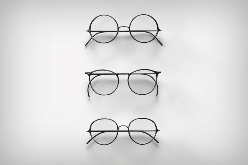 Typographical Eyewear Collections