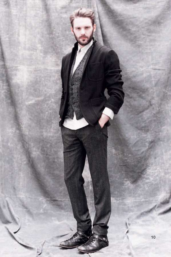 Retro-Modern Hipster Dandywear : U-NI-TY Fall 2011