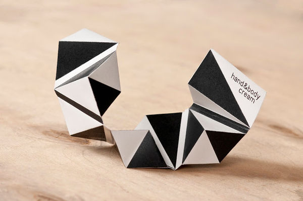 Decreasing Origami Cartons