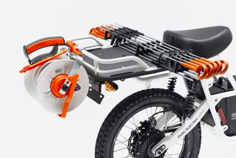Road-Ready Electric Bikes