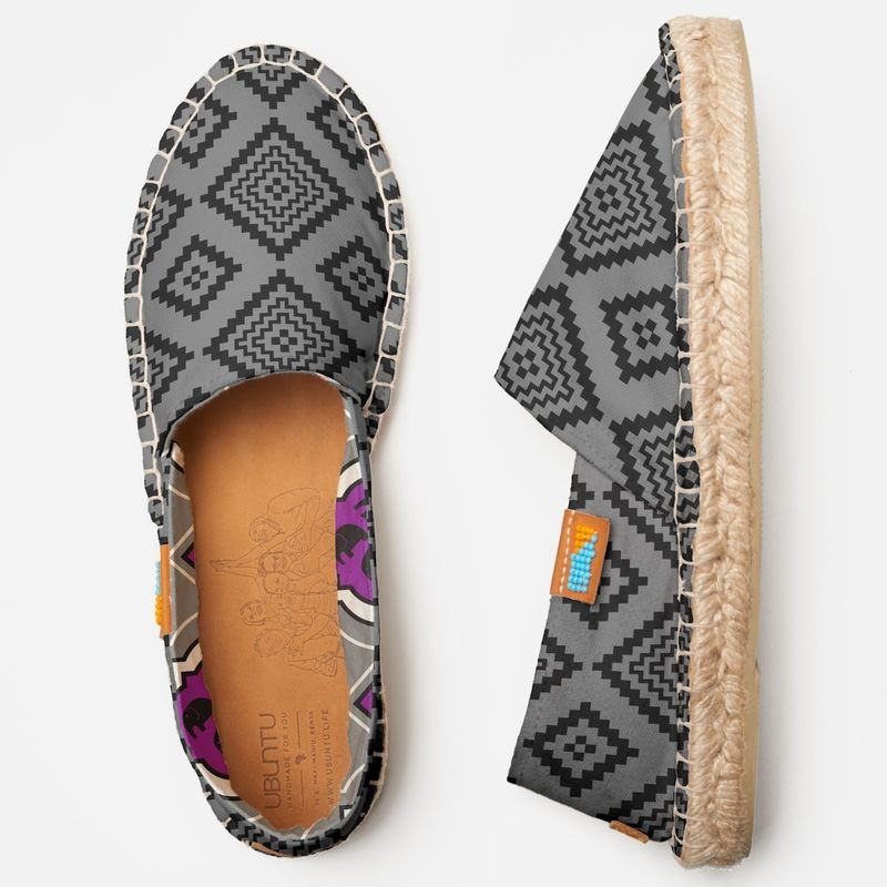 Customizable African Shoes
