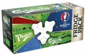 Soccer-Themed Beer Cases