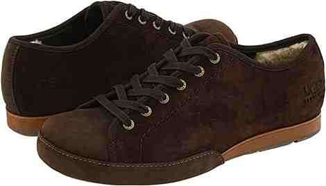 Iconic Lambskin Man Shoes