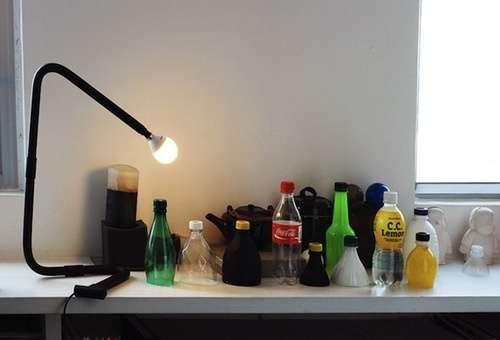 Graceful Trash Lighting