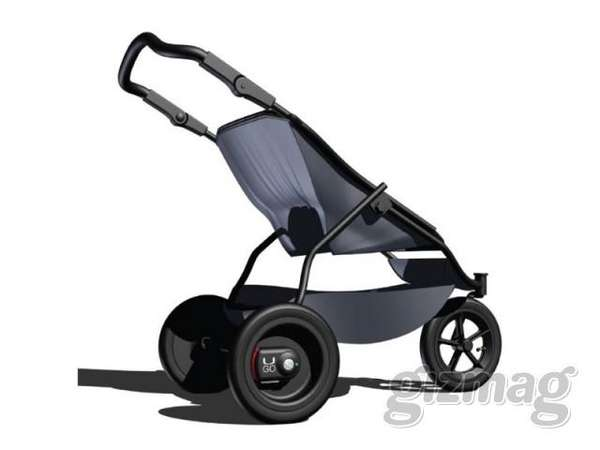 Remote Brakes for Buggies