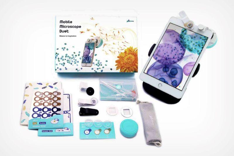 Scientific Smartphone Microscope Kits