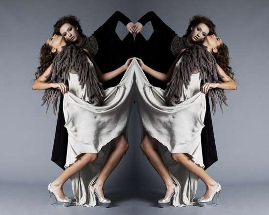 Reflected Fashion Photography