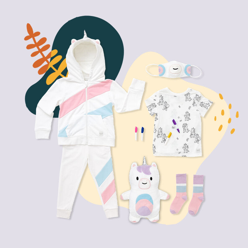 Summer-Ready Whimsical Kids Apparel
