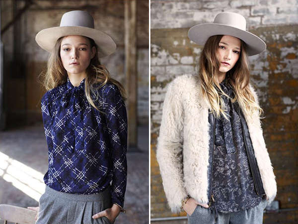 Hipster Country Girl Lookbooks