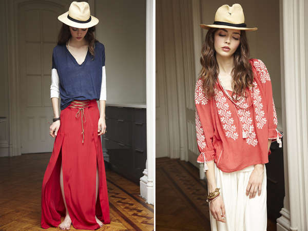 Boho Chic Fashion Styles