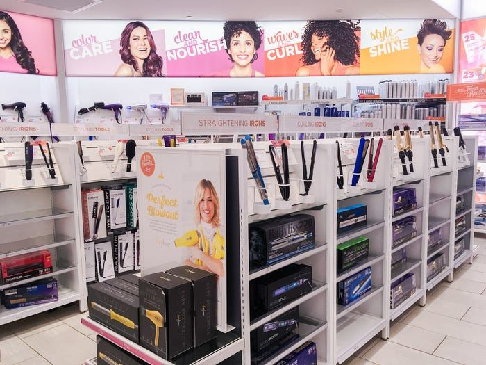 Beauty Retail Store Reopenings