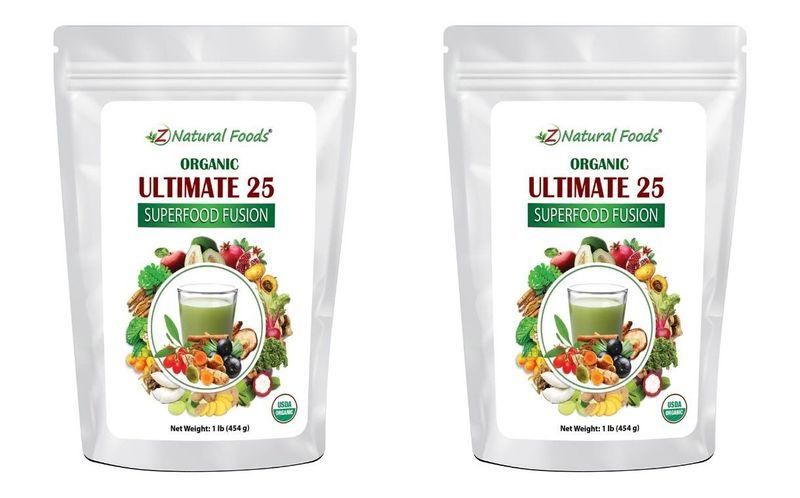 Nutrient-Dense Superfood Powders